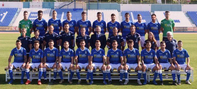 Plantilla Melilla Futbol
