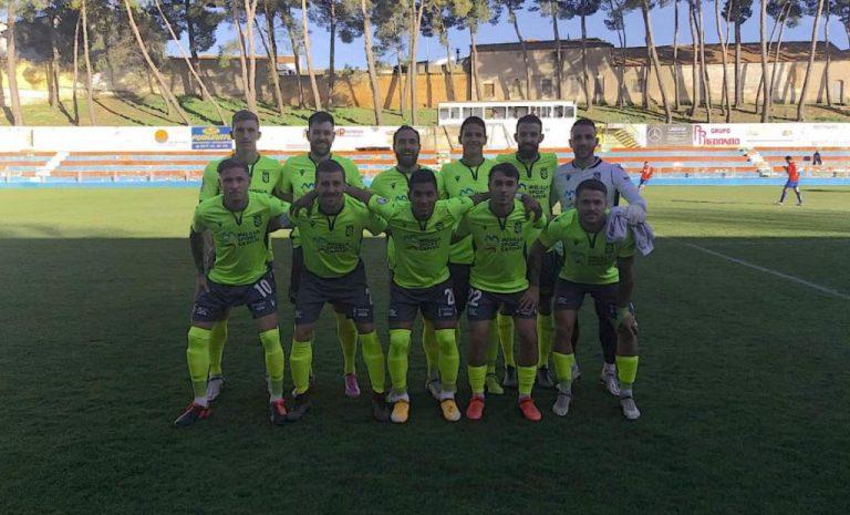Plantilla Union Deportiva Melilla