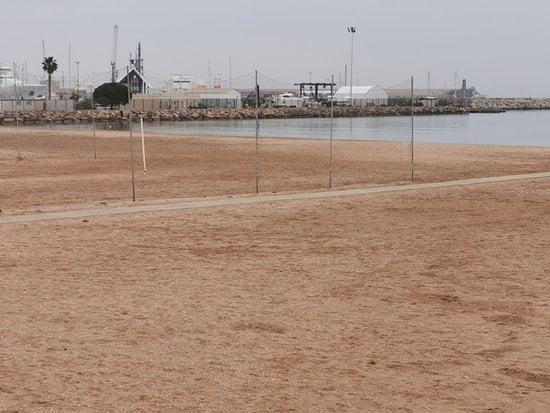 Playa De San Lorenzo Melilla