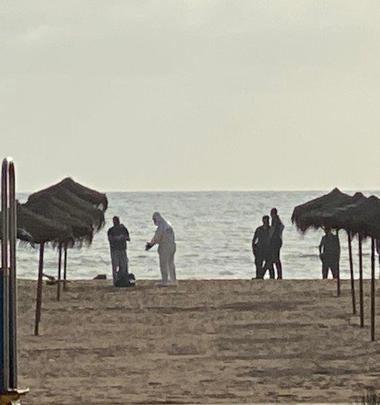 Playa Melilla Hoy