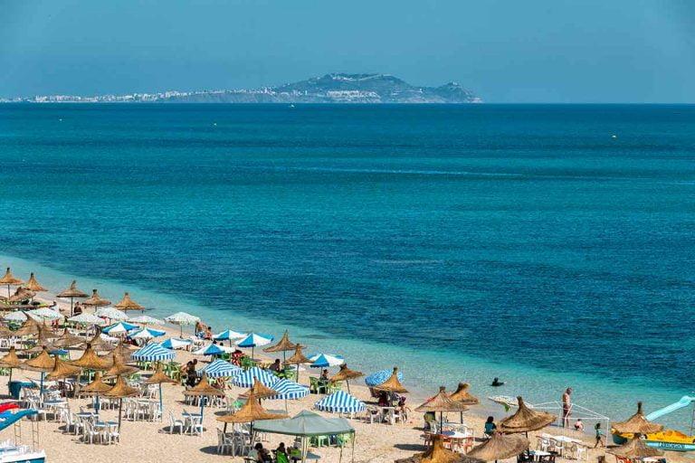 Playas Marruecos Cerca De Melilla