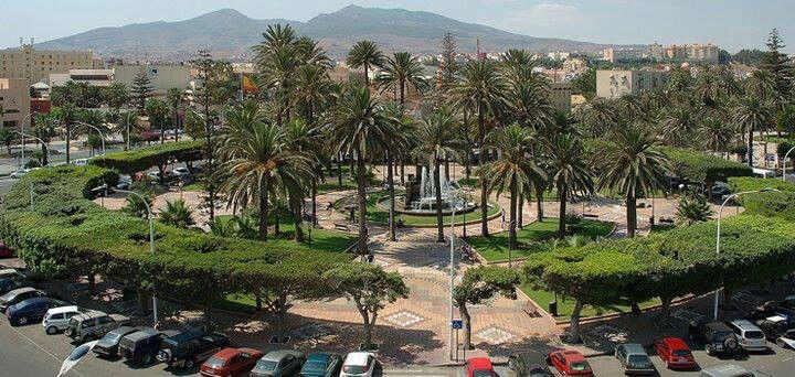 Plaza De EspañA Melilla
