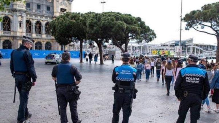 Policia Portuaria Melilla