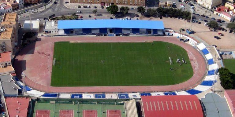 Polideportivo Almeria Vs Melilla Cd