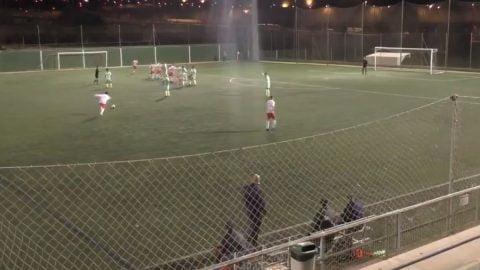 Polideportivo Almeria Vs Melilla
