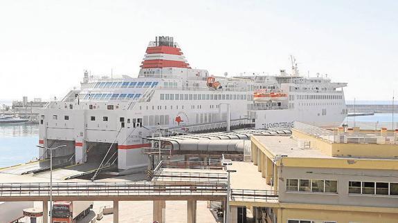 Precio Billete Ferry Almeria Melilla