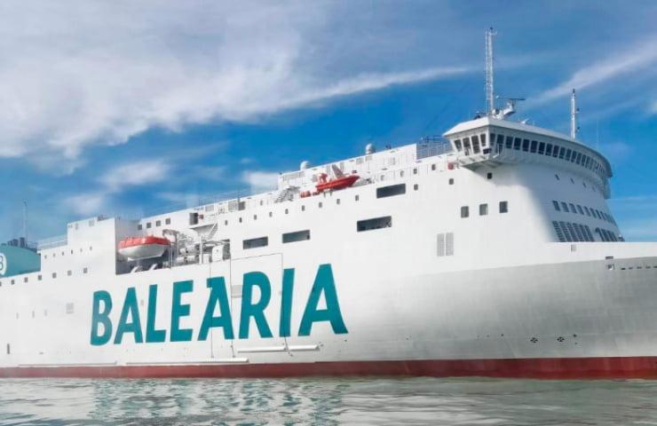 Precio Ferry Motril Melilla