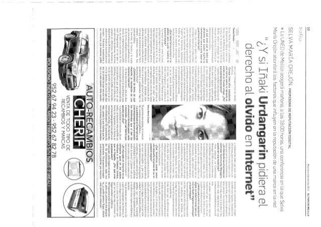 Prensa Digital Melilla