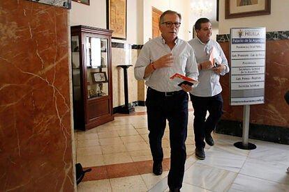Presidente Comunidad Autonoma Melilla