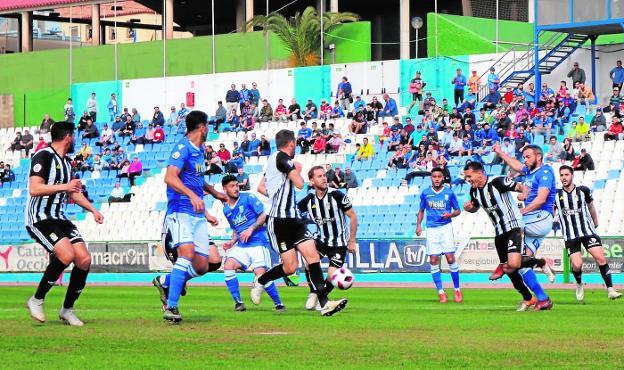 Presupuesto Melilla Futbol