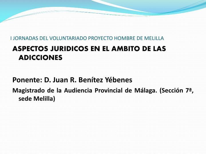 Proyecto Hombre Melilla