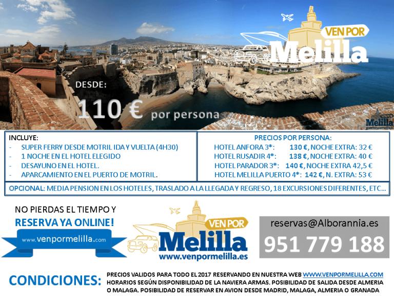 Que Visitar En Melilla