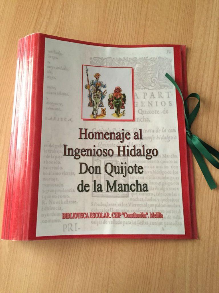 Quijote Melilla