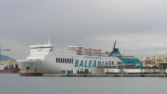 Rapido Malaga Melilla