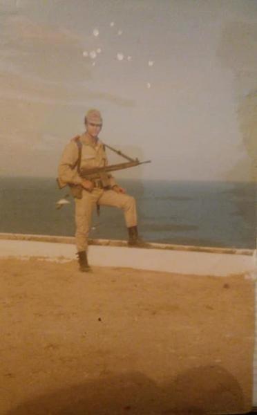 Regulares 2 Melilla 1984