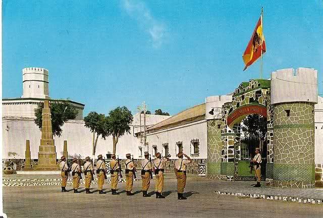Regulares 5 Melilla