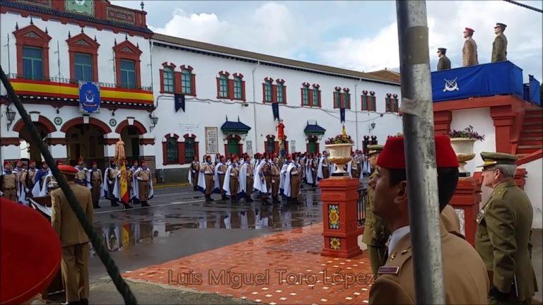 Regulares De Melilla 52 Acuartelamiento Valenzuela