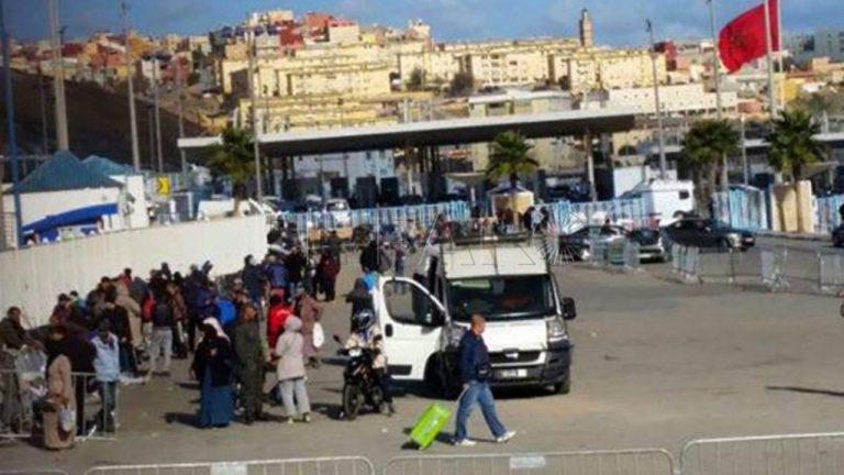 Renovacion Permiso De Trabajo Fronterizo Melilla