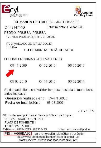 Renovar Demanda De Empleo Melilla