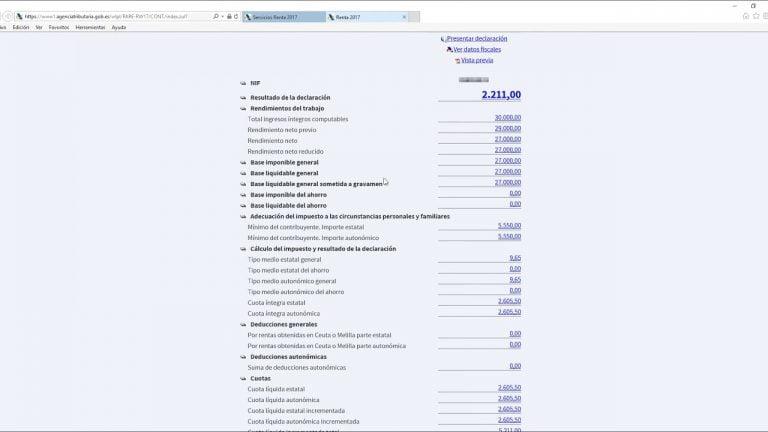 Rentas Obtenidas En Ceuta Y Melilla