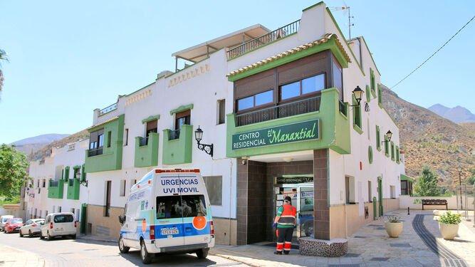 Residencia Ancianos Melilla