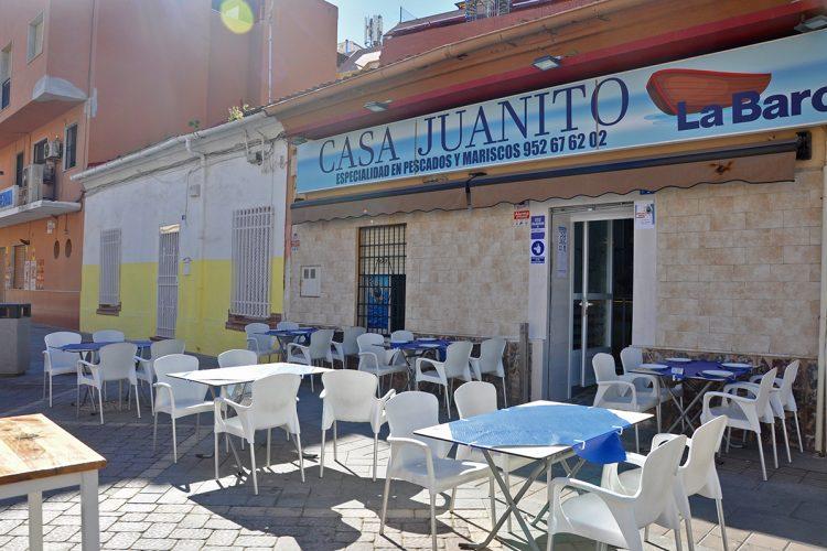 Restaurante Casa Juanito Melilla