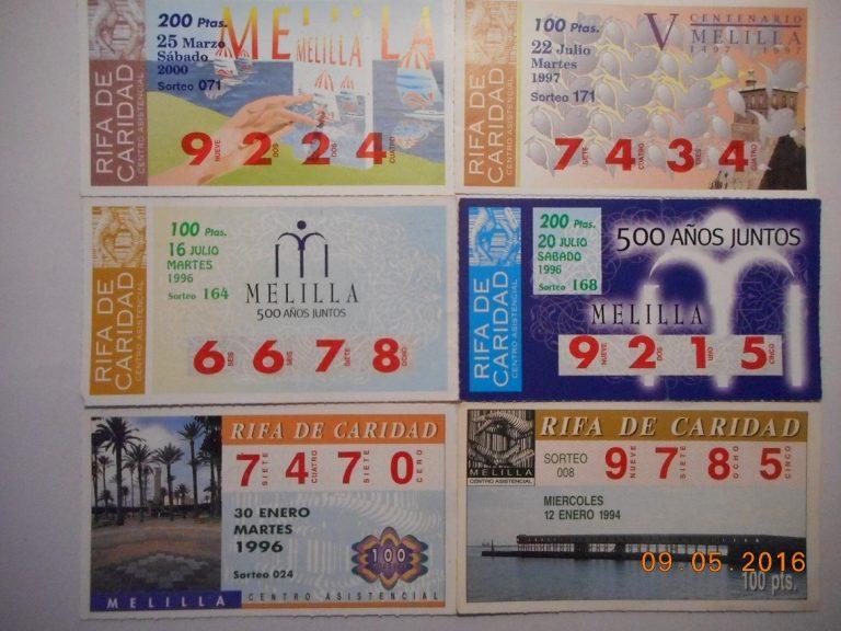 Resultado Loteria Caridad En Melilla