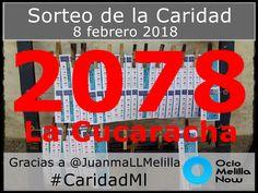 Rifa De Caridad Melilla 2019