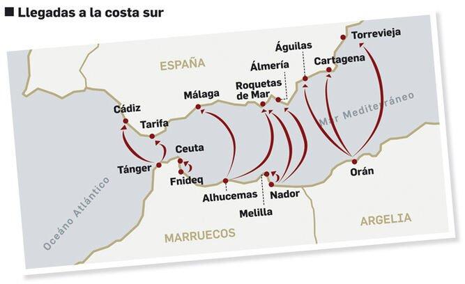 Rutas Marruecos Desde Melilla