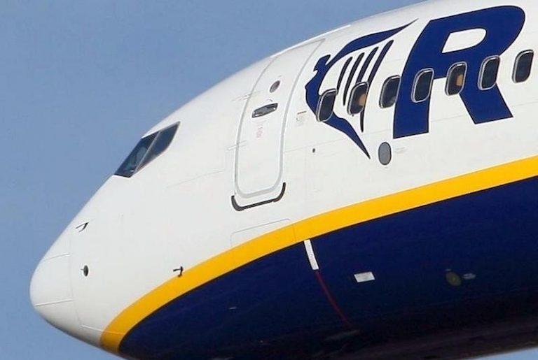 Ryanair Madrid Melilla
