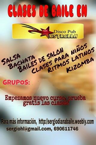Salsa Dance Melilla