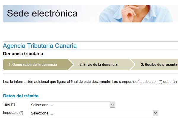 Sede Electronica Melilla Modelo 420
