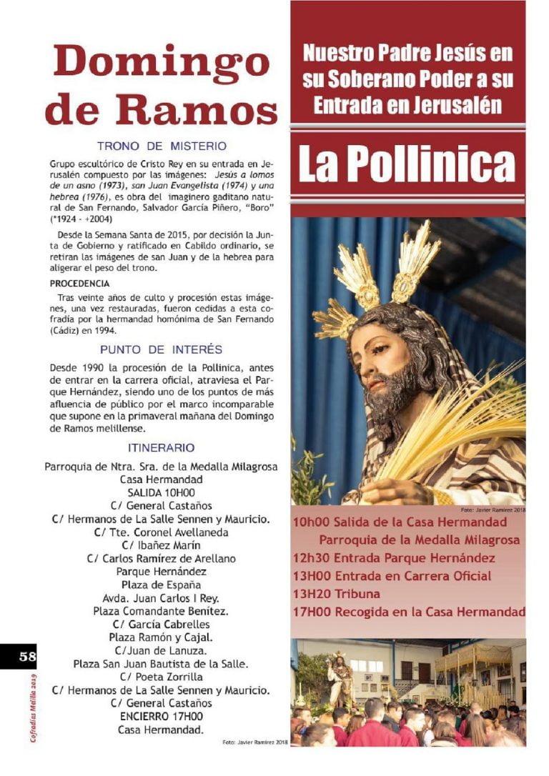 Semana Santa Melilla 2018
