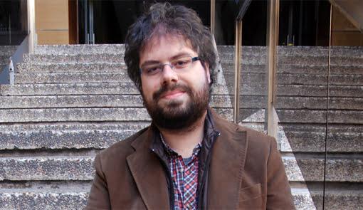 Sergio Del Molino Melilla