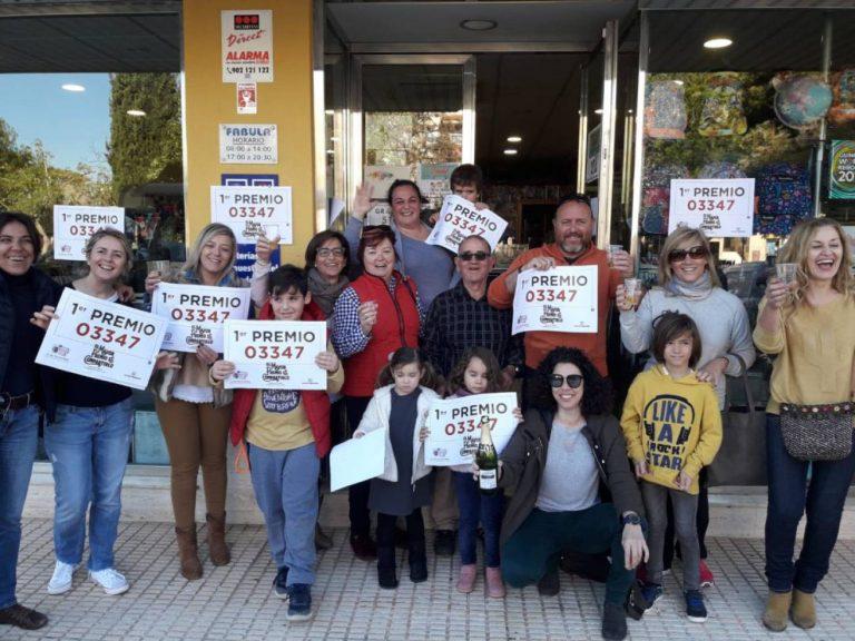 Sorteo Caridad Melilla 2018