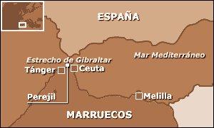 Spanish War Melilla