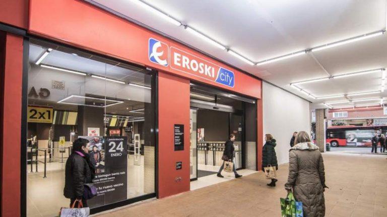 Supermercado Eroski Melilla