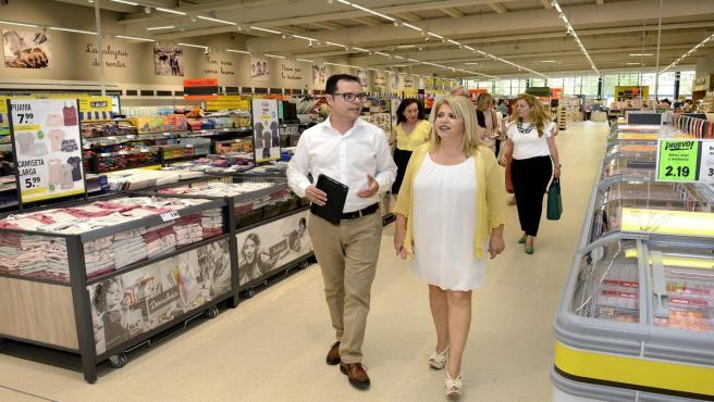 Supermercado Lidl Melilla
