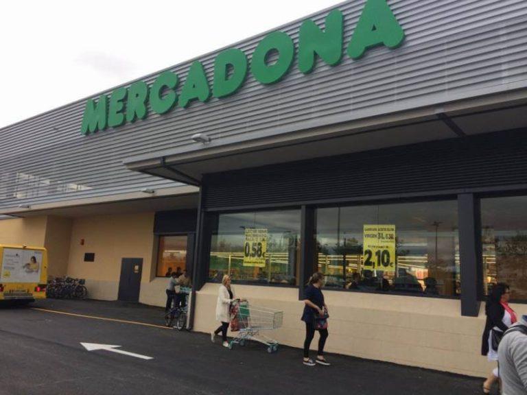 Supermercado Mercadona Melilla