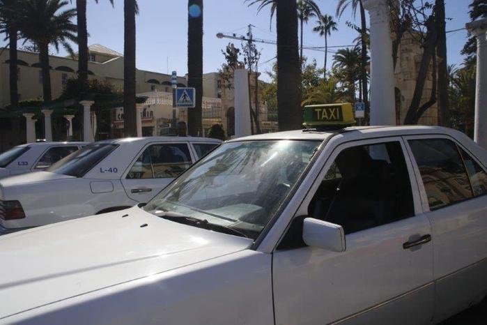 Taxi En Aeropuerto De Melilla