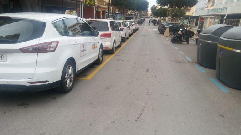 Taxi Melilla Centro