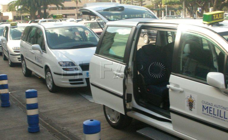 Taxis Melilla