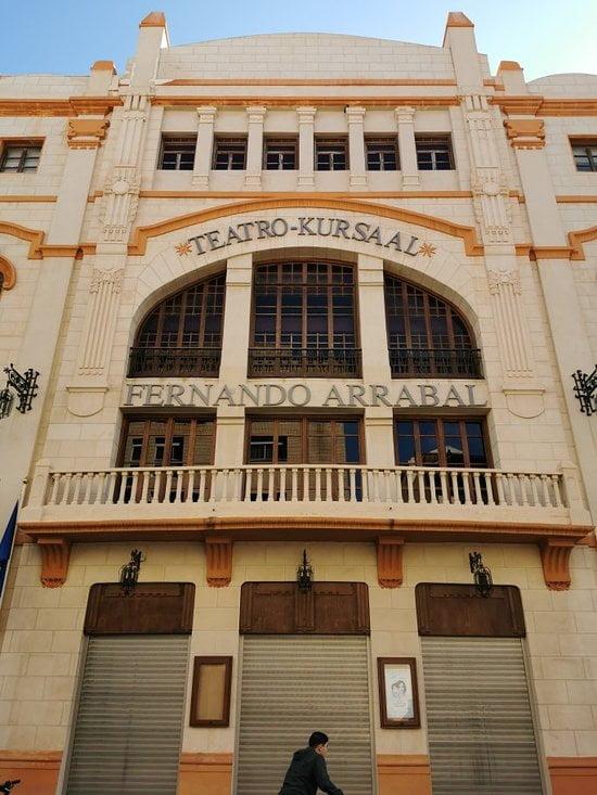 Teatro Kursaal Melilla Programacion 2019