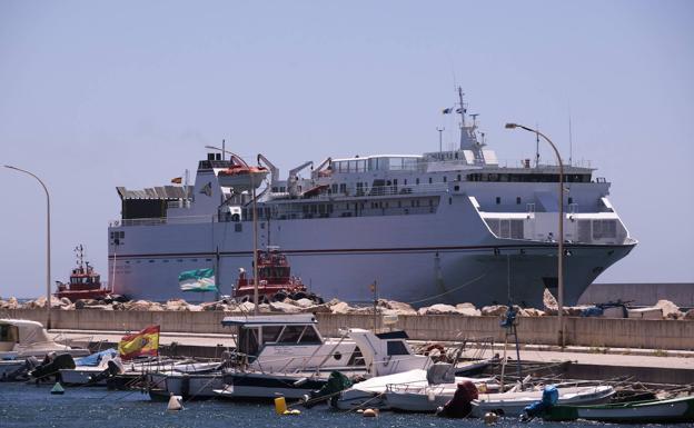 Telefono Puerto De Melilla