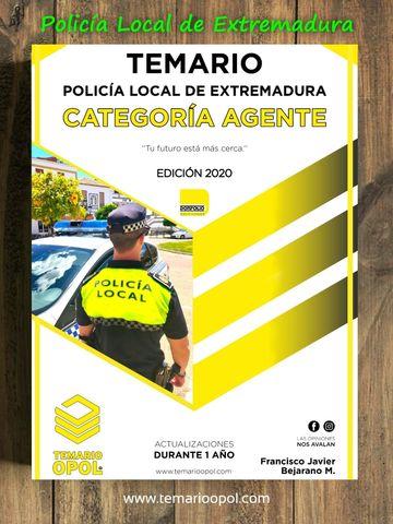Temario Policia Local Melilla