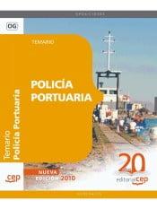 Temario Policia Portuaria Melilla