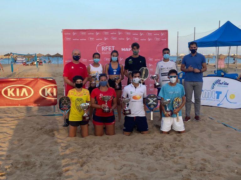 Tenis Playa Melilla