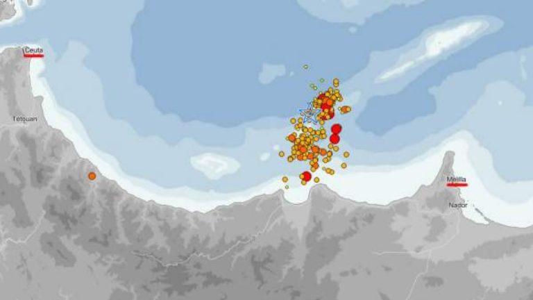 Terremoto Melilla 2016