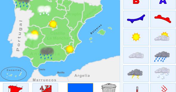 Tiempo Atmosferico Melilla