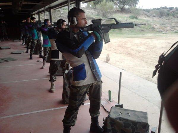 Tiro Olimpico Melilla